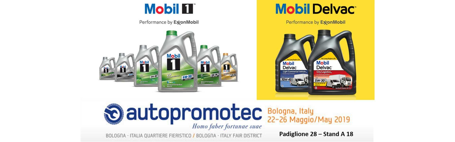 autopromotec bologna - TBM lubrificanti